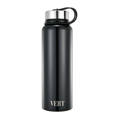 Vert Cumulus Water Bottle - Black