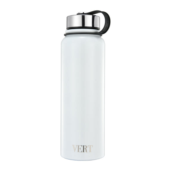 Vert Cumulus Water Bottle - White