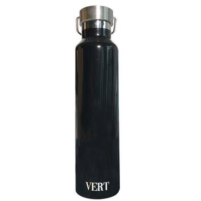 Vert Cirrus Water Bottle - Black
