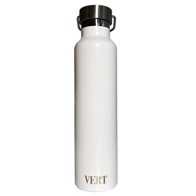 Vert Cirrus Water Bottle - White