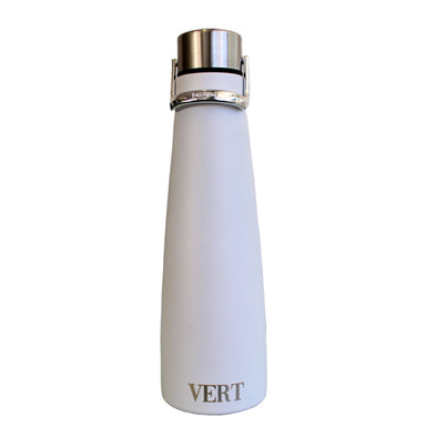 Vert Everest Water Bottle - White