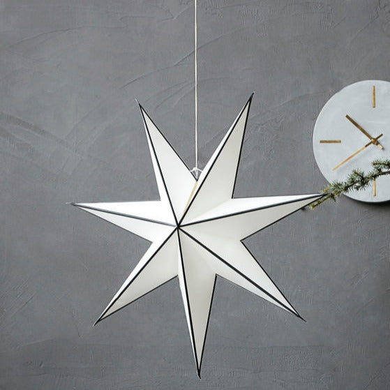 Cardboard Star Decoration