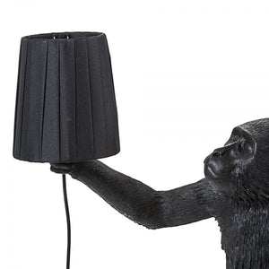 Black Lampshade for Seletti Monkey Lights