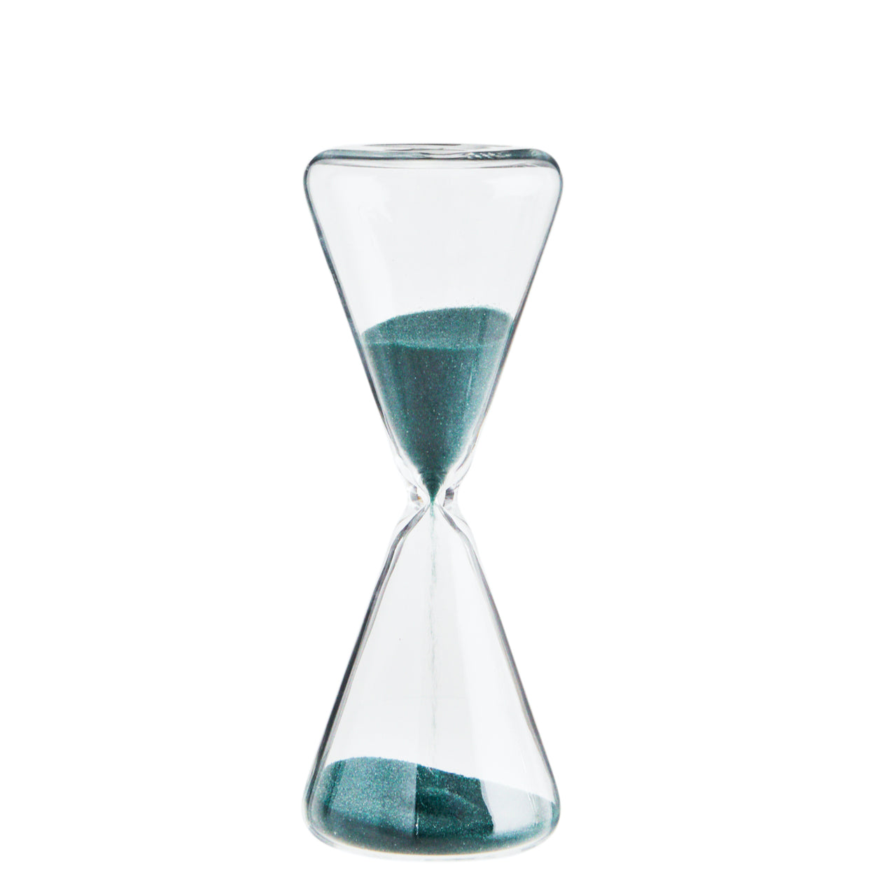 Green Hourglass Sand Timer