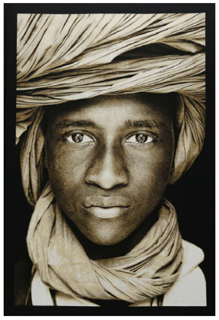 Tribal Tapestry Tuareg Boy