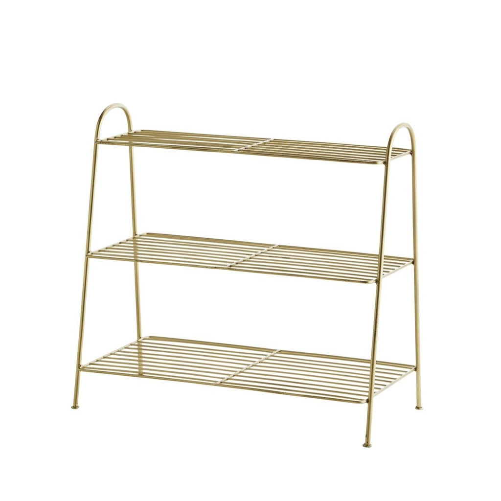 Brass Storage Rack