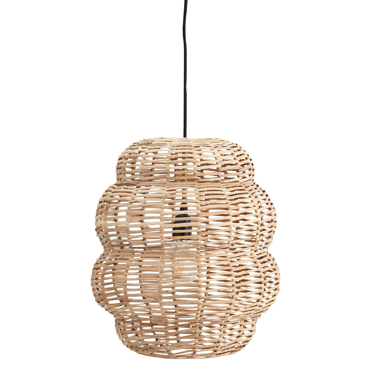 Bamboo Bubble Lamp