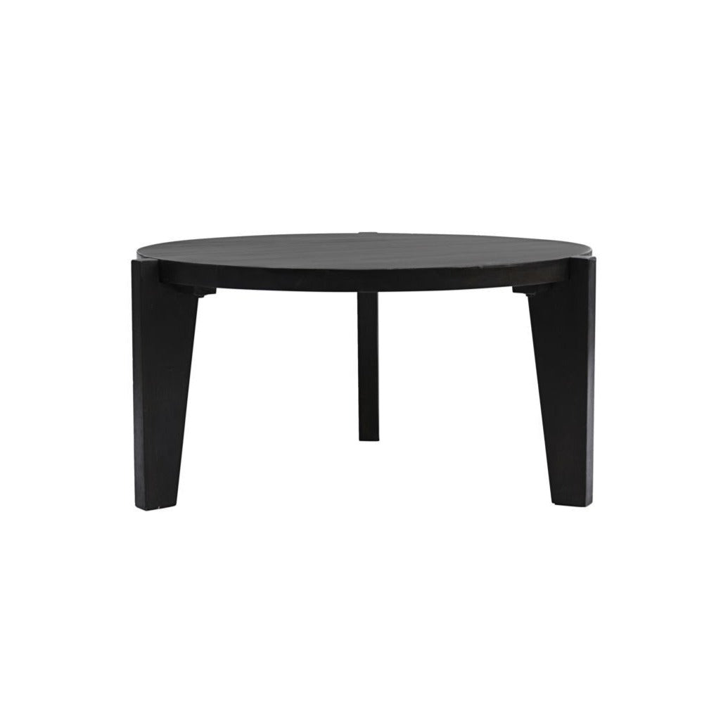 Bali Black Coffee Table