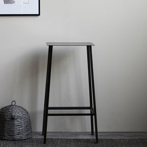 Rag Iron Stool