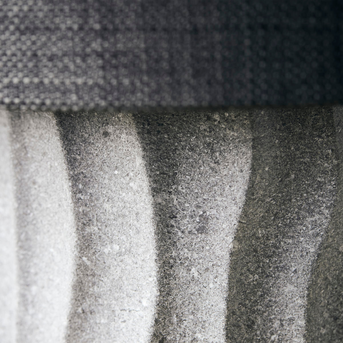 Bora Grey Concrete Lamp