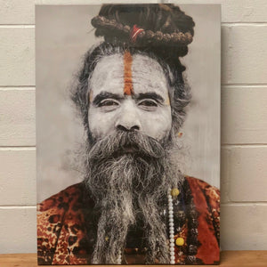 Tribal Bearded Man Picture