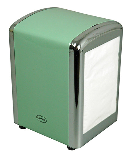 Napkin Dispenser in Green