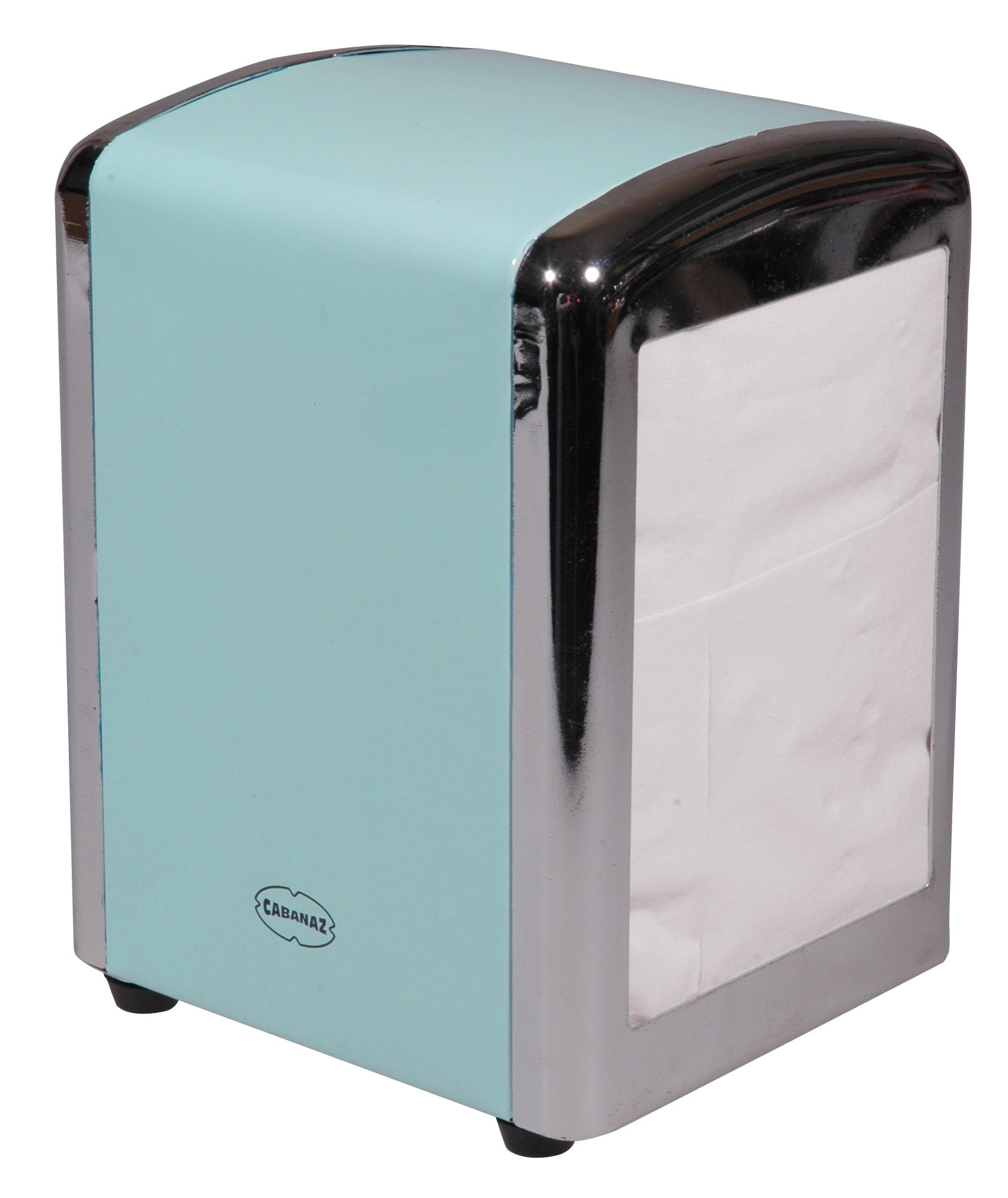 Napkin Dispenser in Blue