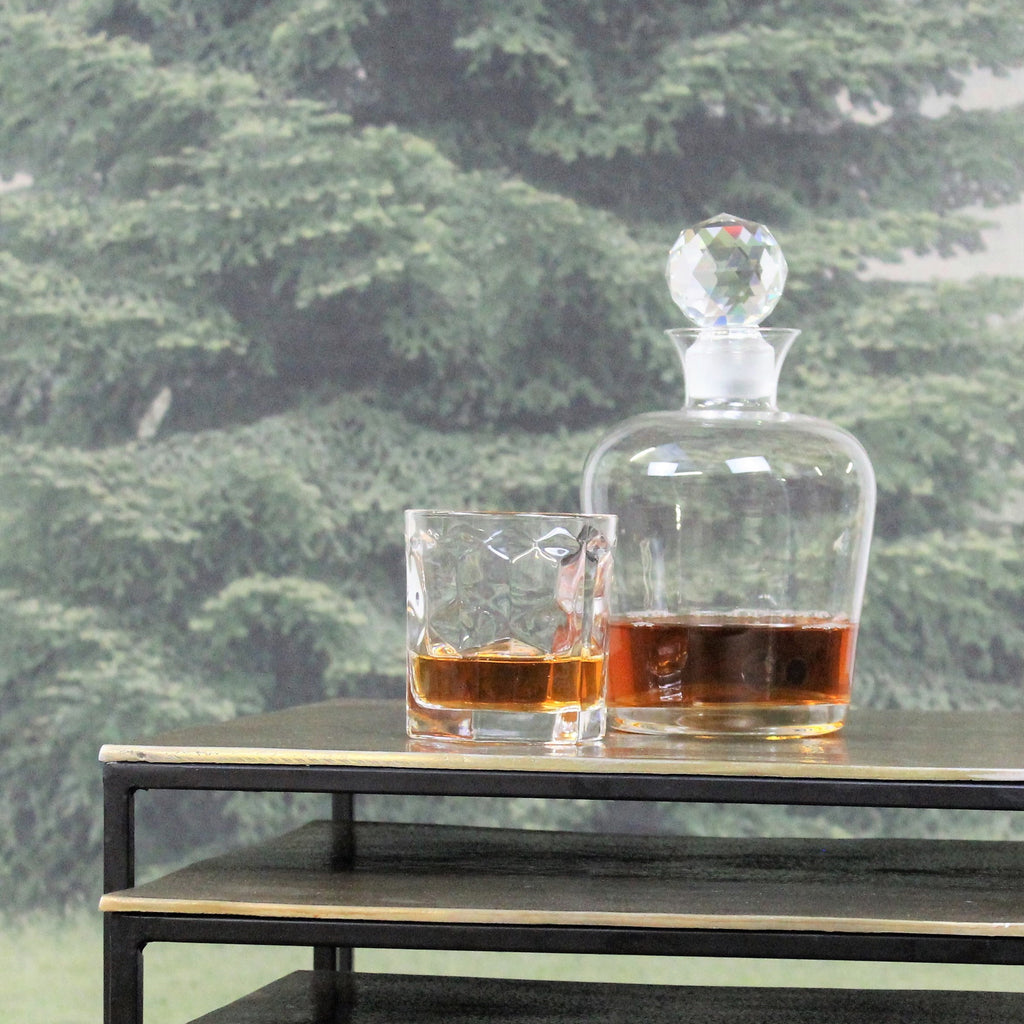 Classic Whiskey Carafe