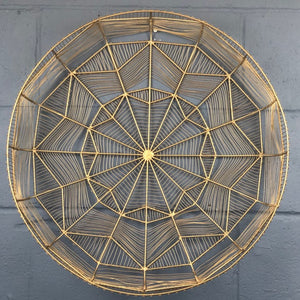 Brass Mesh Wire Tray