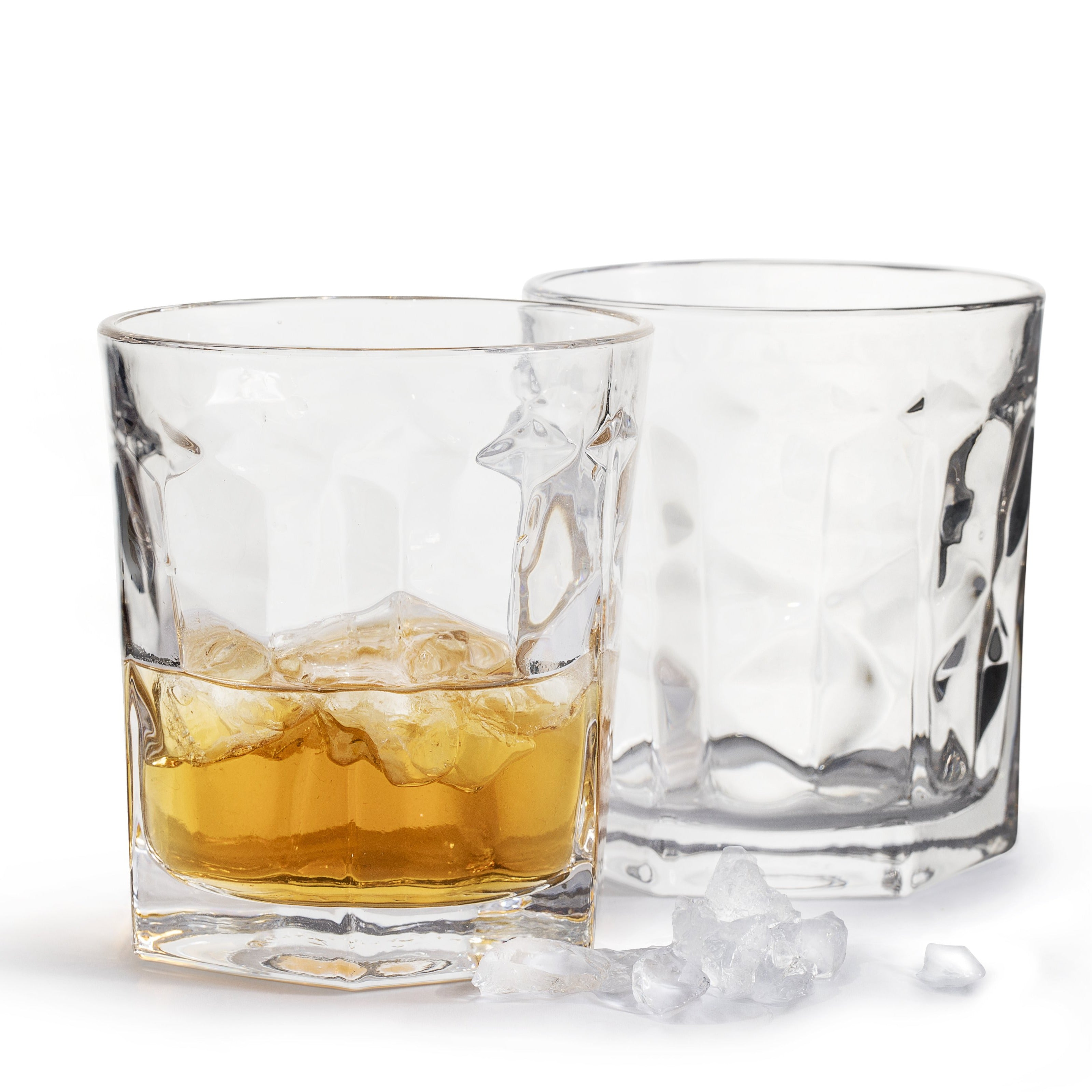 Classic Whiskey Glasses