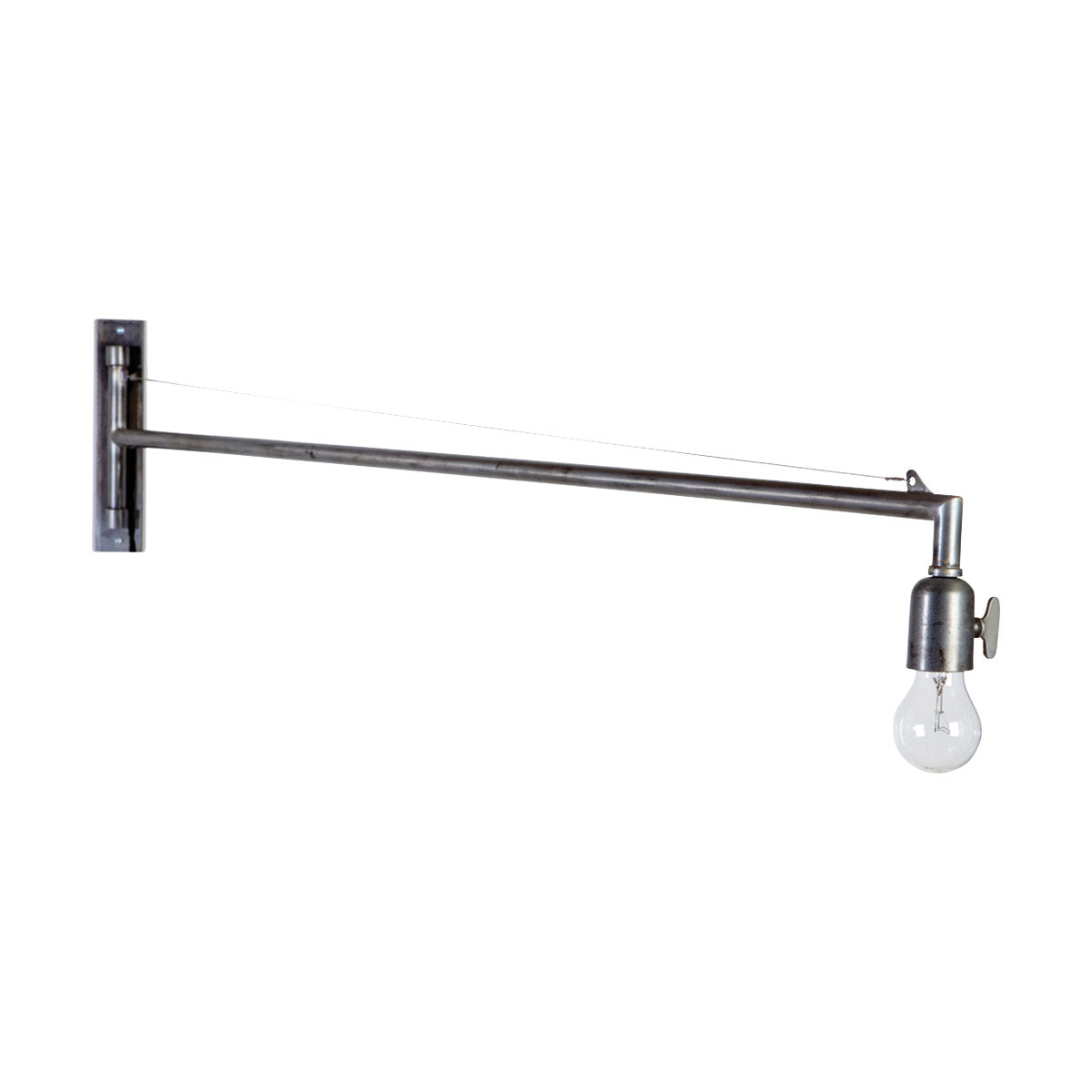 Industrial Pipe Wall Light by House Doctor