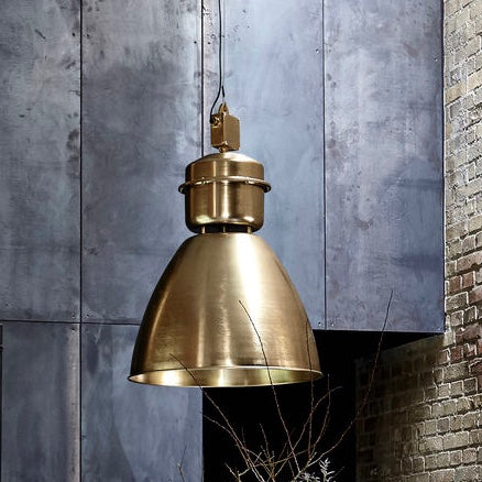 Brass Volumen Ceiling Light