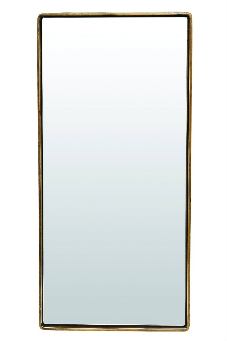 Brass 55cm Reflektion Mirror