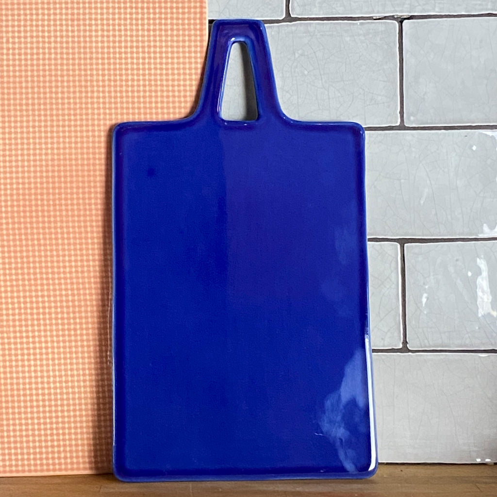 Cobalt Ceramic Cutting Board
