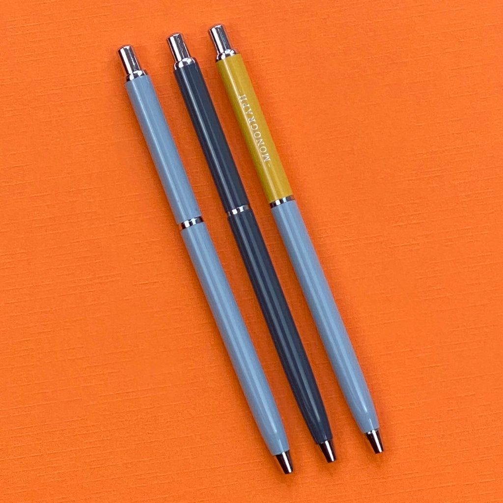Set of Ball Pens