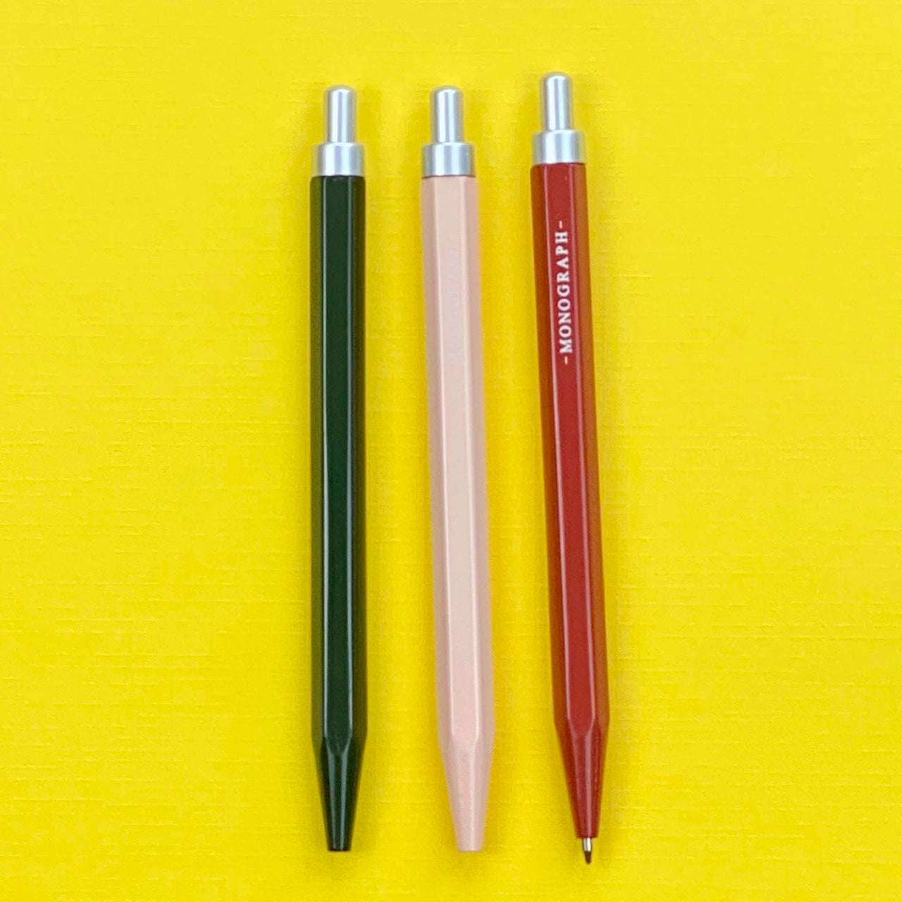 Set of 3 Ball Pens