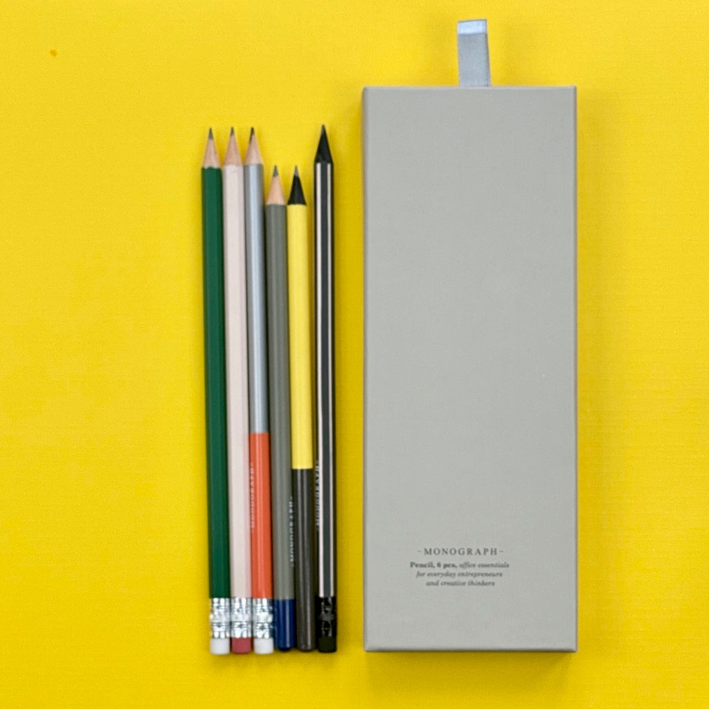 Boxed Pencil Set