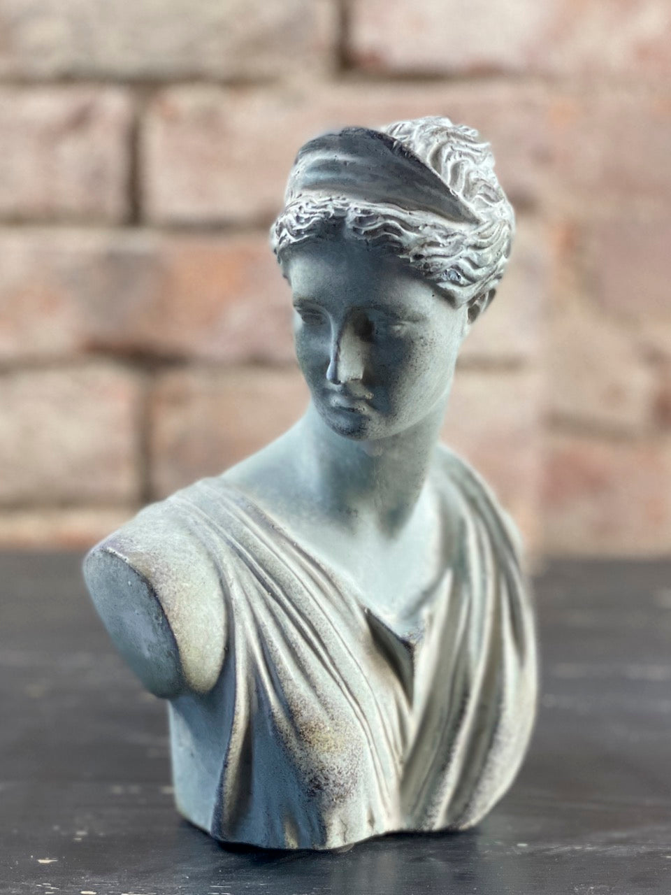 Roman Lady Torso and Head