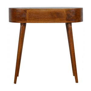 Rounded Edge Console Table