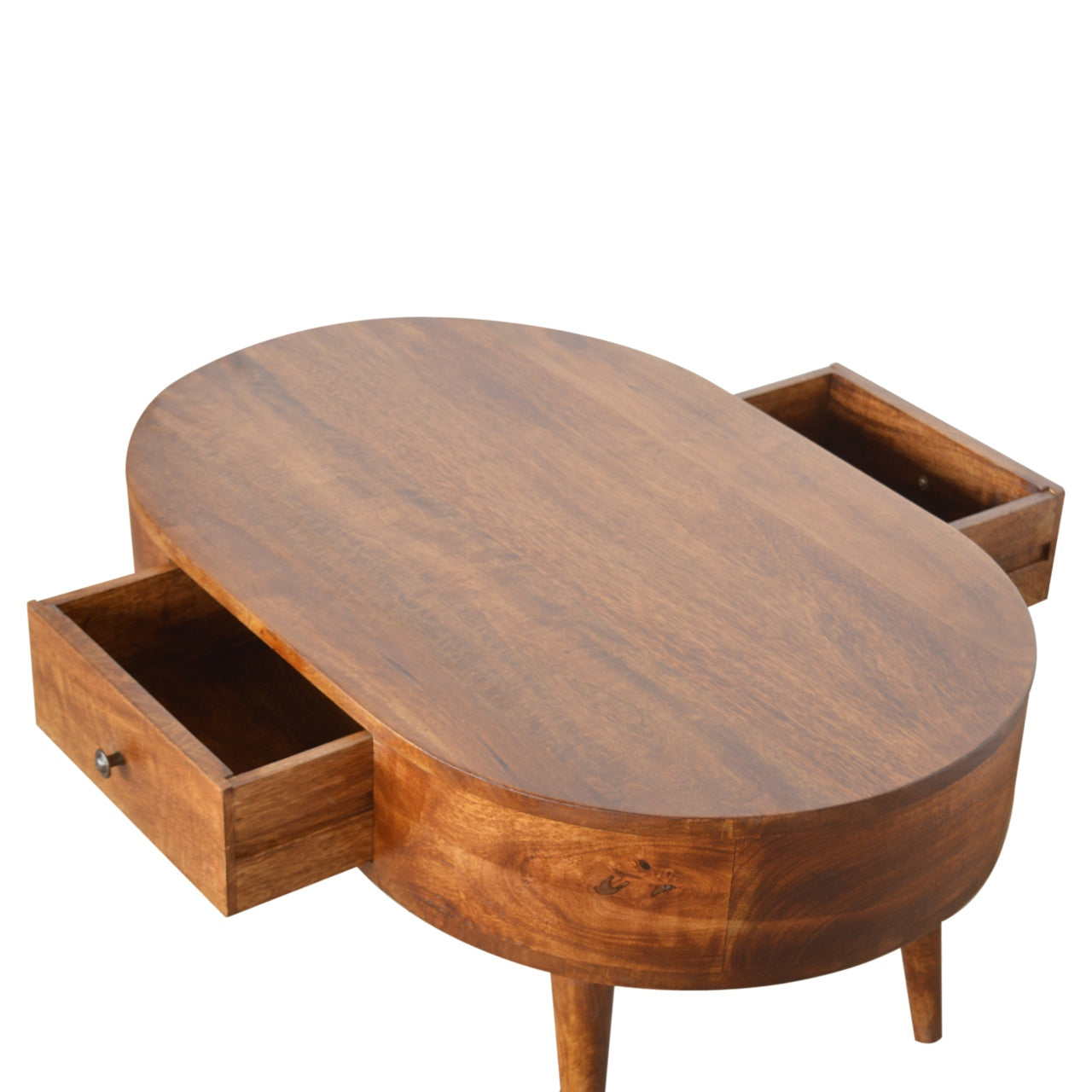 Rounded Edge Coffee Table