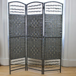 Weaved Room Divider