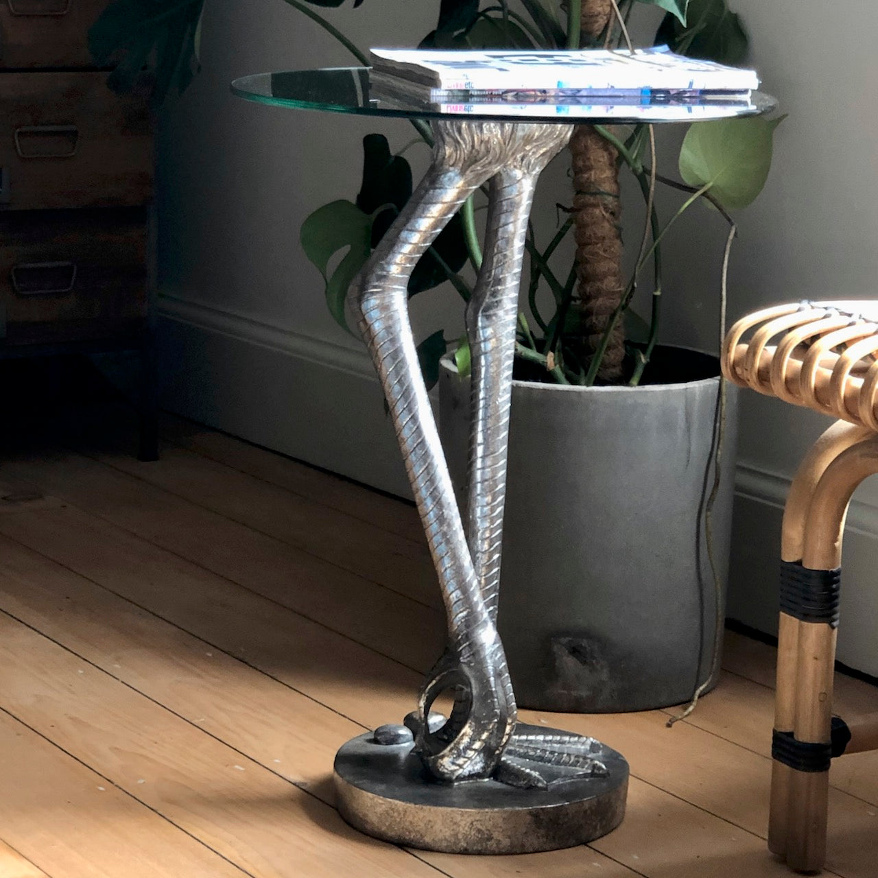 Bird Legs Side Table