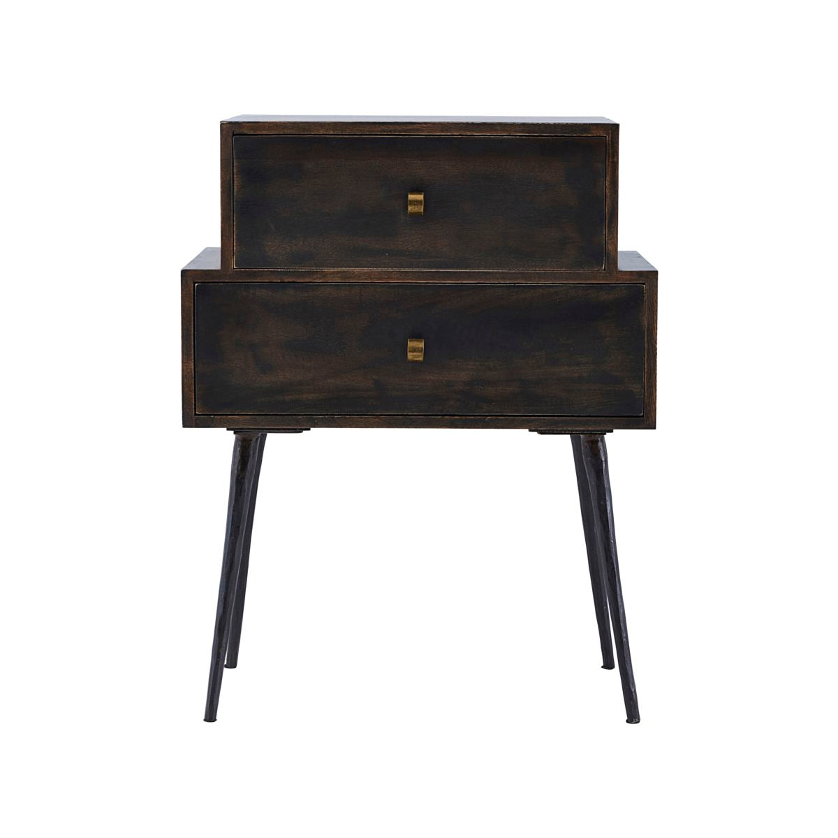 Club Black Drawer Unit