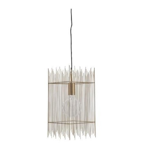 Ace Brass Ceiling Light by House Doctor