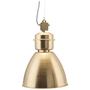 Giant Brass Volumen Ceiling Light
