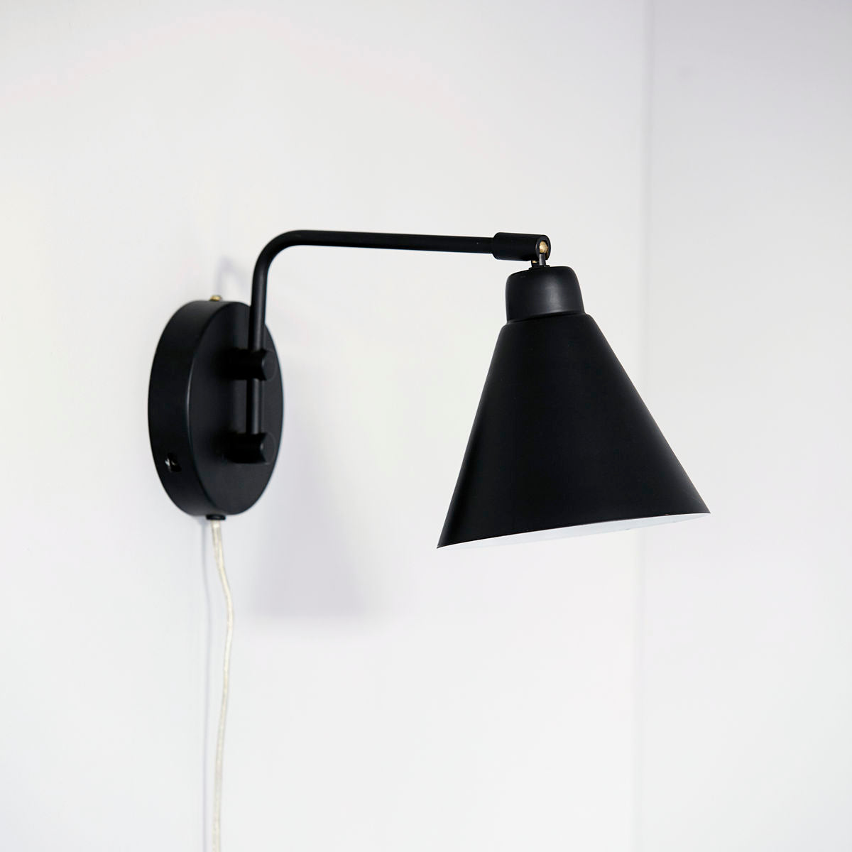Black Game Wall Light