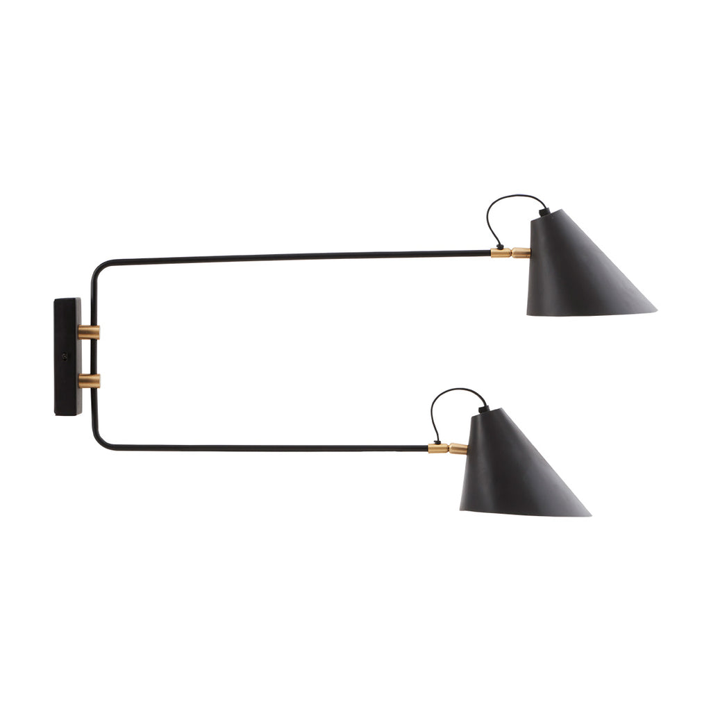 Club Double Wall Light