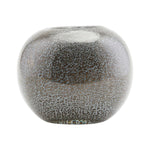 Mottled Brown Glass Vase