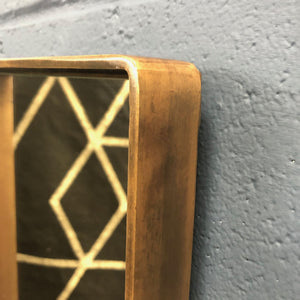 Brass 30cm Reflektion Mirror