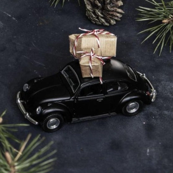 Black Car Christmas Decoration