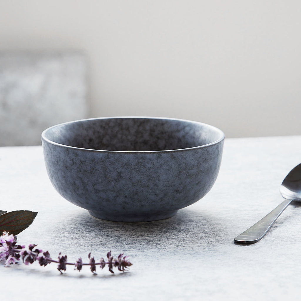 Grey Stone Cereal Bowl