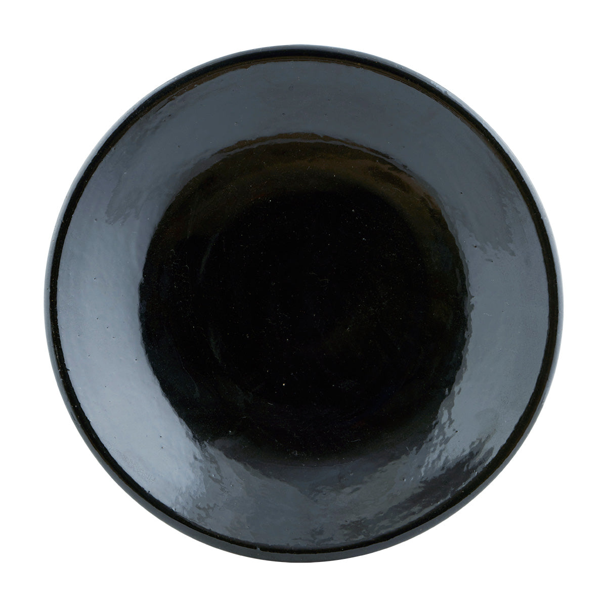 Heri Large Black Ceramic Bowl