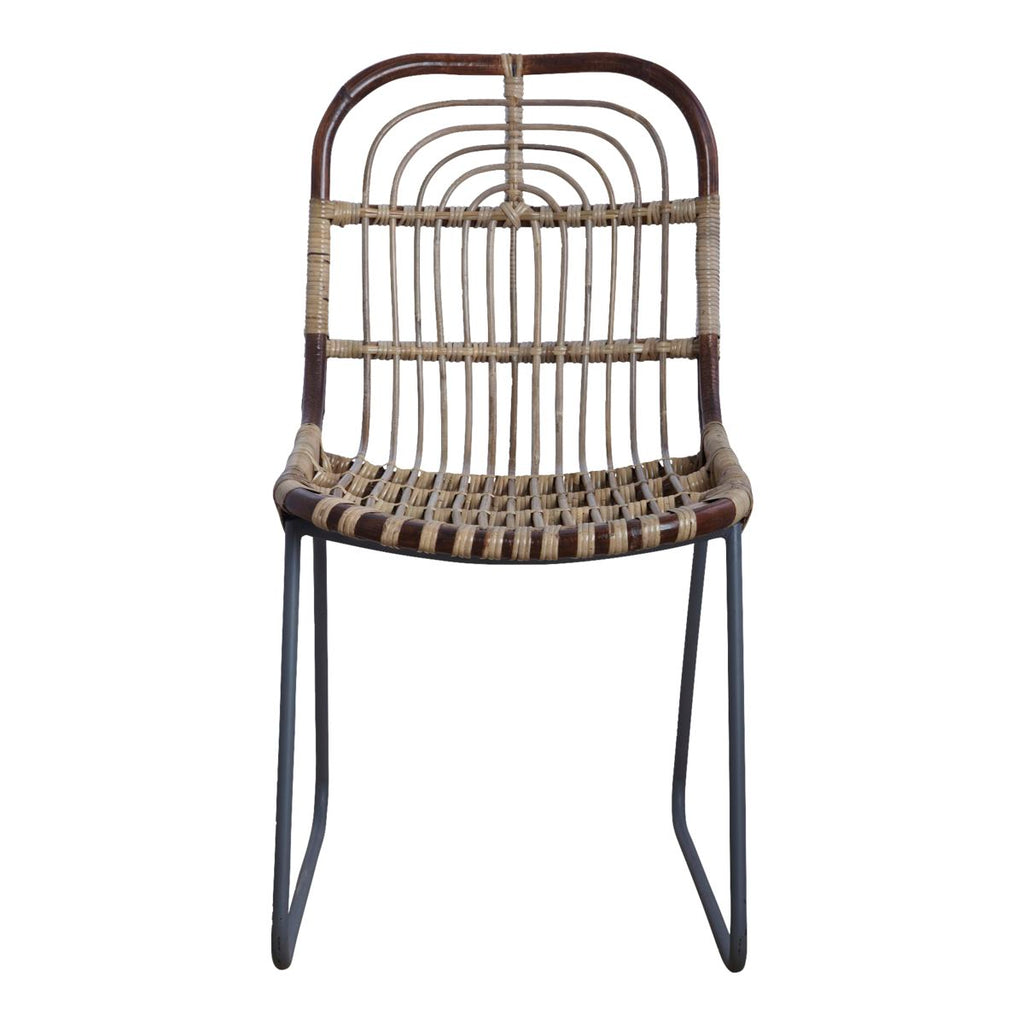 Kawa Rattan Dining Chair