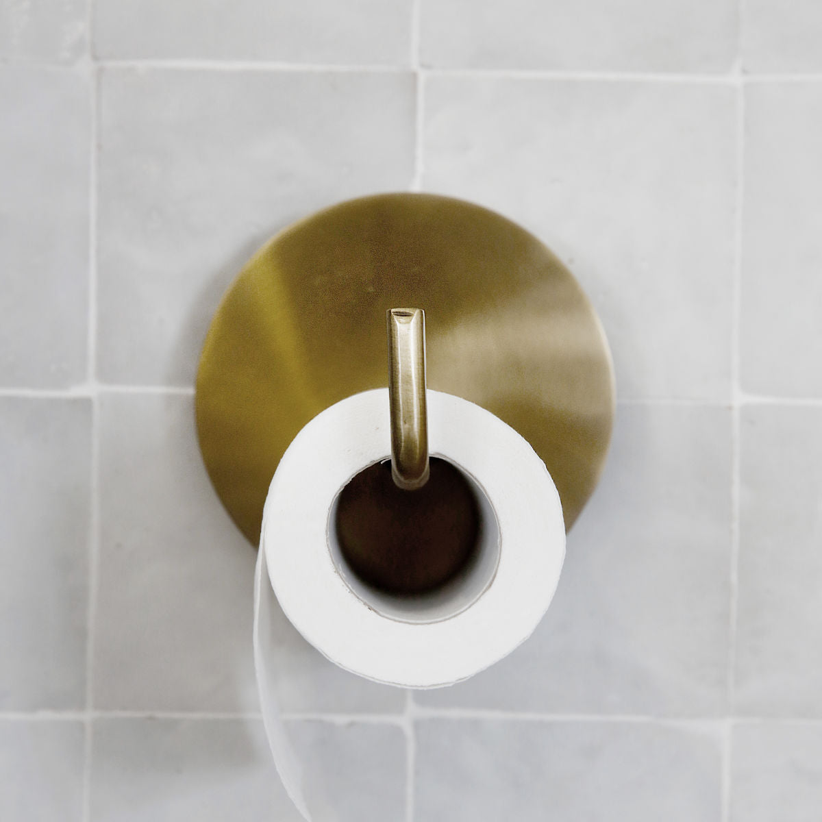 Brass Toiletpaper Holder Hook