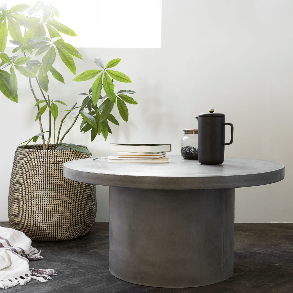 Gallery Large Concrete Coffee Table