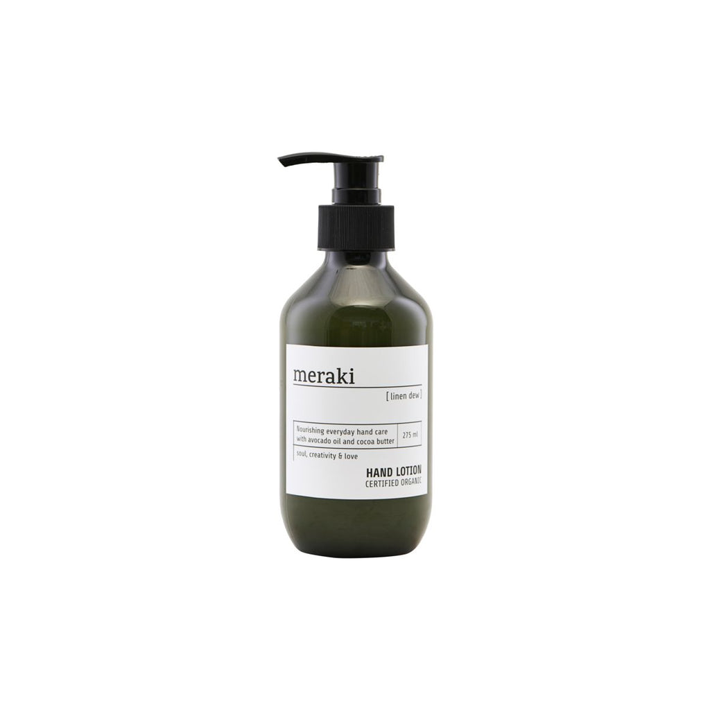 Linen Dew Hand Lotion