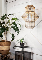 Bamboo Structural Lamp Shade