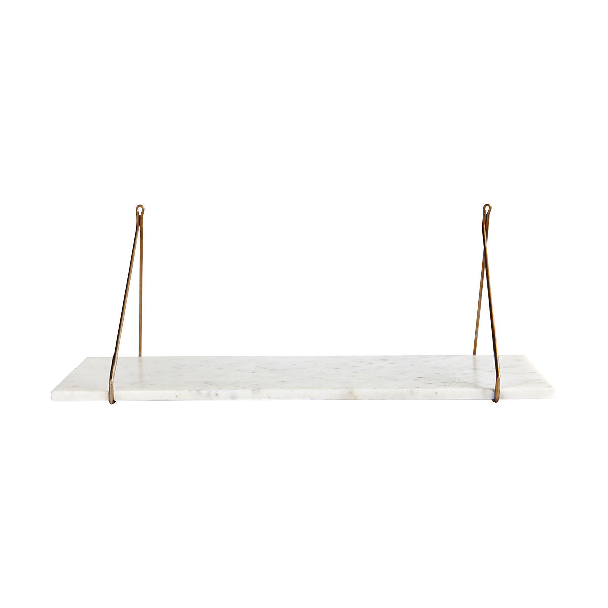White Marble Shelf