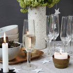 Classic Champagne Glasses Set