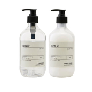 Silky Mist Shampoo and Conditioner Set